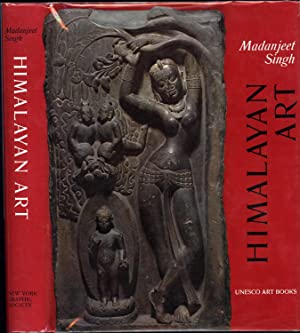 Himalayan Art / Wall-Painting and Sculpture in: Singh, Madanjeet