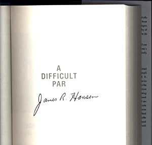 A Difficult Par / Robert Trent Jones Sr. and the Making of Modern Golf (SIGNED): Hansen, James...