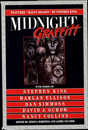 Midnight Graffiti / Features 'Rainy Season' by: Stephen King, Harlan