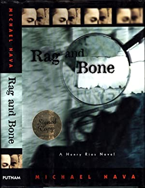 Rag and Bone / A Henry Rios Novel (SIGNED)