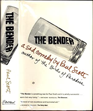 The Bender / A Sad Comedy (SIGNED)