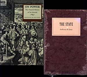On Power / The Natural History of: De Jouvenel, Bertrand