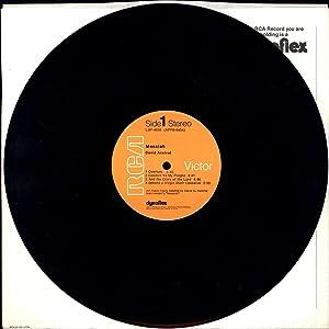 David Axelrod's Rock Interpretation of Handel's Messiah (VINYL LP): Axelrod, David, ...