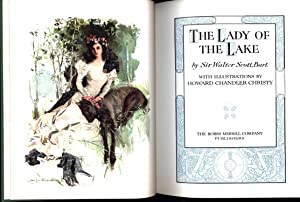 The Lady of the Lake (IN ORIGINAL DUST JACKET, IN ORIGINAL BOX): Scott, Sir Walter
