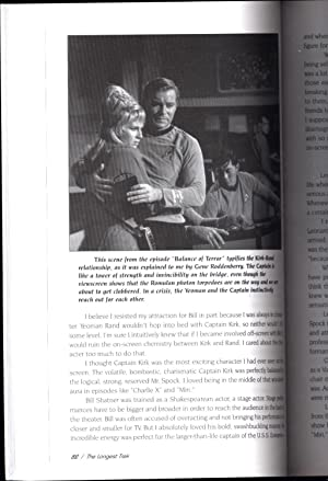 The Longest Trek / My Tour of the Galaxy (SIGNED): Whitney, Grace Lee, with Jim Denney