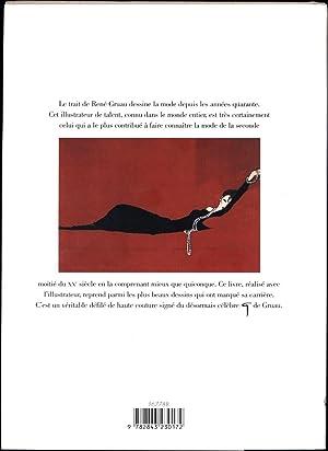 Gruau / Memoire de La Mode: Baudot, Francois