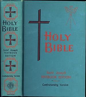 Saint Joseph Edition of the Holy Bible: Various