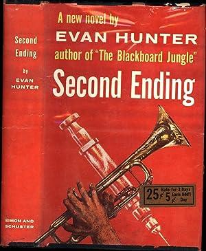 Second Ending / A new novel (RENTAL: Hunter, Evan, by