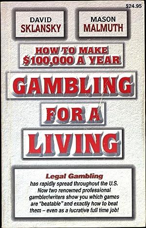 How to Make $100,000 a Year Gambling: Sklansky, David, and