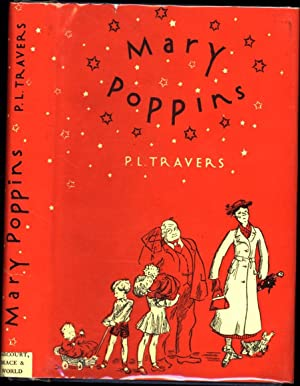 Mary Poppins (FIRST PRINTING WITH 1935 GIFT: Travers, P.L. (Pamela