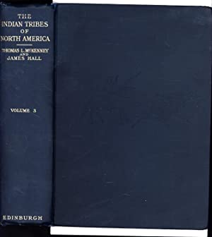 The Indian Tribes of North America /: McKenney, Thomas L.,
