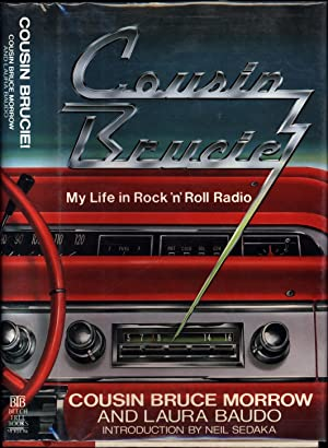 Cousin Brucie / My Life in Rock 'n' Roll Radio (SIGNED)