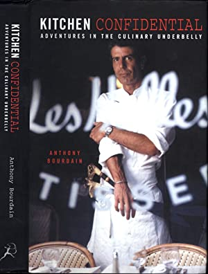 Kitchen Confidential / Adventures in the Culinary: Bourdain, Anthony