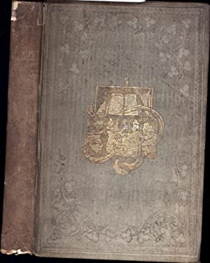 Clement Lorimer; Or, The Book with the Iron Clasps / A Romance (SIGNED)
