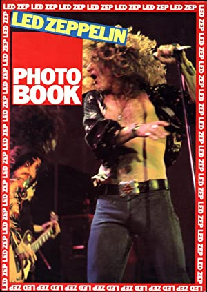 Led Zeppelin / Heavy Metal Photo Book: Welch, Chris, text