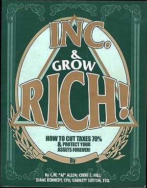 """Inc. & Grow Rich! / How to: Allen, C.W. """"Al"""","""