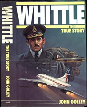 Whittle / The True Story (SIGNED)
