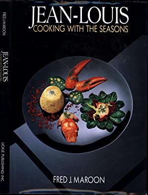 Jean-Louis / Cooking With The Seasons (WITH PROMOTIONAL PAGE FROM THE RIO SUITE HOTEL & CASINO, L...