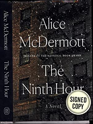The Ninth Hour / A Novel / Winner of the National Book Award (SIGNED)
