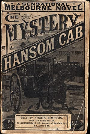 The Mystery of a Hansom Cab /: Hume, Fergus W.
