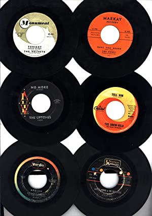 Shop 45 Rpm Singles And EPs Collections: Art & Collectibles | AbeBooks:  Cat's Curiosities