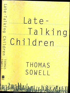 Late-Talking Children (SIGNED)