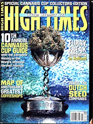 The Best of 'High Times' No. 21 / 10th Annual Cannabis Cup Guide / With the Complete History of t...