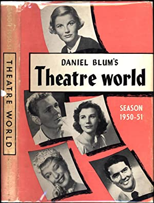 Daniel Blum's Theatre World / Season 1950-1951: Blum, Daniel
