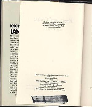 Knots and Crosses: Rankin, Ian