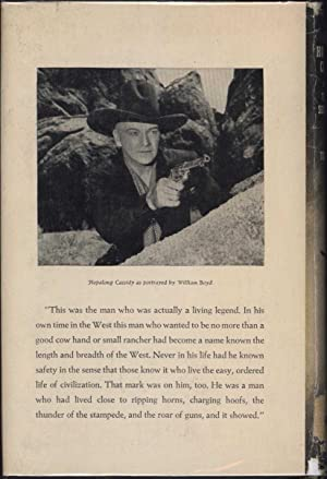 Hopalong Cassidy and the Trail to Seven Pines: Burns, Tex