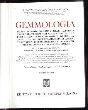 Gemmologia / Pietre Preziose Ed Ornamentali, Trasparenti, Semitransparente Ed Opache (etc.) . . . ...
