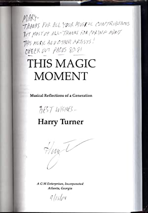 This Magic Moment / Musical Reflections of a Generation (SIGNED TO MARY WILSON OF THE SUPREMES...
