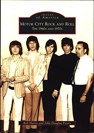 Images of America / Motor City Rock: Harris, Bob and