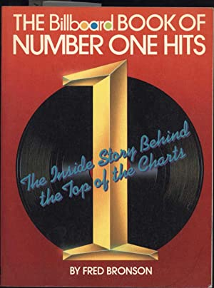 The Billboard Book of Number One Hits (SIGNED TO MARY WILSON OF THE SUPREMES)