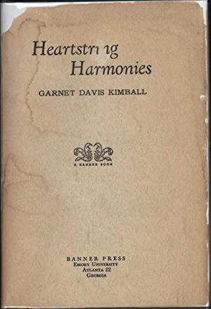 Heartstring Harmonies (SIGNED, POETRY)