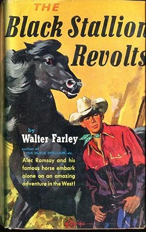 Black Stallion Revolts, The: Farley, Walter