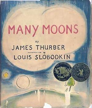Many Moons: Thurber, James /