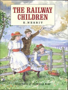 The Railway Children: Nesbit, E.