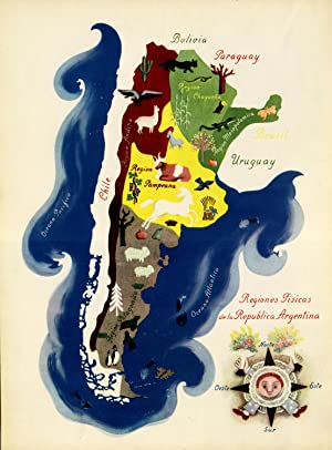Geographica Argentina: Oliver, Maria Rosa