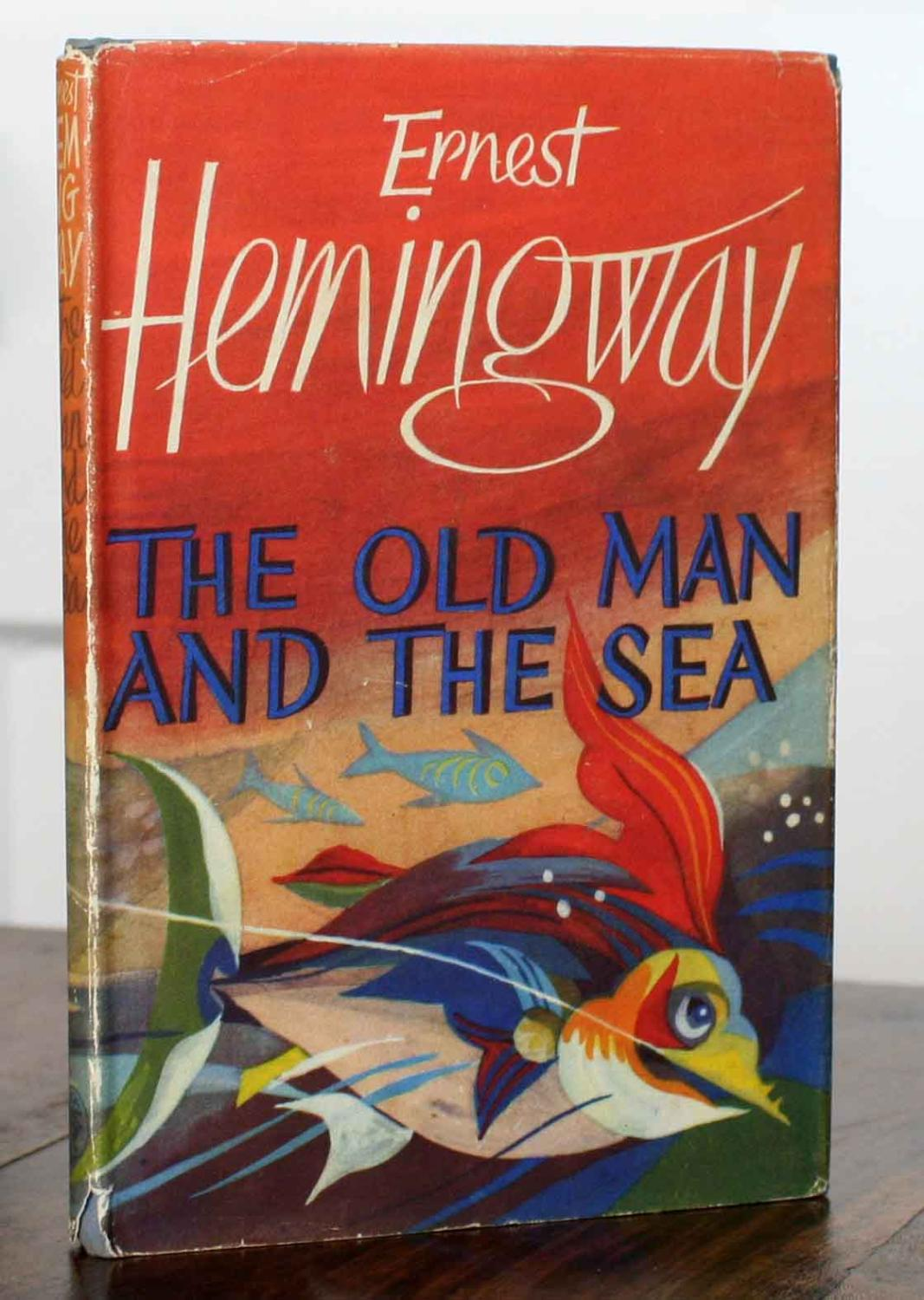 The Old Man and The Sea (First Printing) Hemingway, Ernest