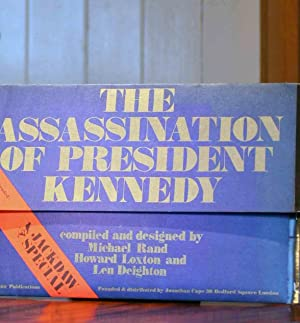 The Assassination of President Kennedy: Rand, Michael; Loxton,