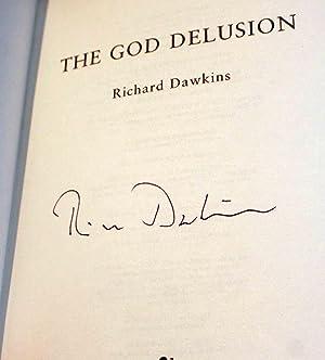 The God Delusion (Signed): Richard Dawkins