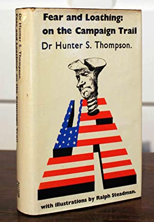 fear and loathing on the campaign Buy a cheap copy of fear and loathing on the campaign trail book by hunter s thompson with the same drug-addled alacrity and jaundiced wit that made fear and loathing in las vegas a hilarious hit, hunter s thompson turns his savage eye and gonzo free shipping over $10.