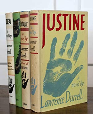 The Alexandria Quartet: Justine, Balthazar, Mountolive, Clea: Durrell, Lawrence