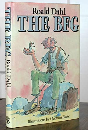 The BFG (First Printing with Author Signed: Dahl, Roald