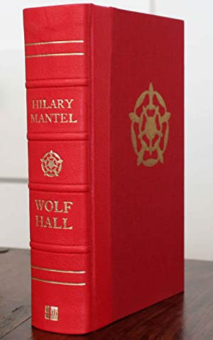 Wolf Hall (Leather-Bound Signed Limited Edition 1/100): Mantel, Hilary