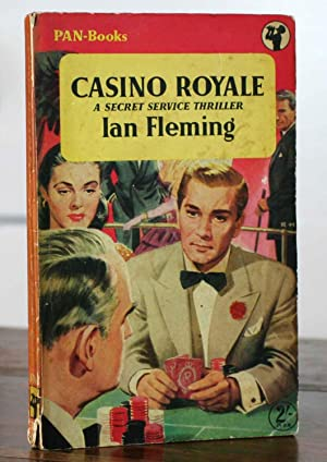 The James Bond Novels: a 14-Volume First Edition Set, comprising Casino Royale, Moonraker, Live and...