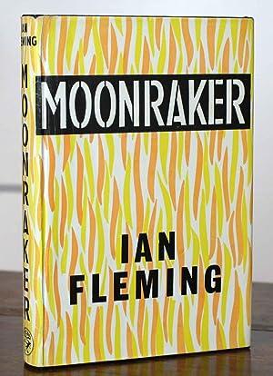 Moonraker (First Printing): Fleming, Ian