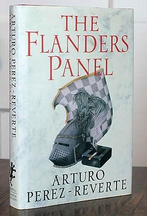 The Flanders Panel (First Printing): Perez-Reverte, Arturo
