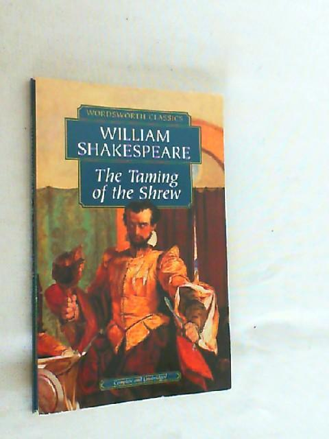 an analysis of the book taming of the shrew by william shakespeare The taming of the shrew plot summary, character breakdowns, context and   what ensues is one of shakespeare's most outrageous comedies, in which two.